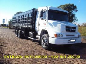 Mb 1620 Boiadeiro Ano 2001