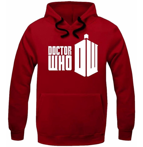 Moletom Doctor Who Series Nerd Unissex Promoção Cod267