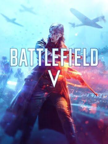 Imagem 1 de 1 de Key Original Battlefield V  Pc