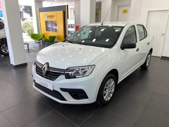 Renault Logan Life 0 Km 2020 Tasa 0 %y Ctas (gm)