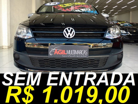 Volkswagen Fox 1.6 Rock In Rio Único Dono 2014 Preto