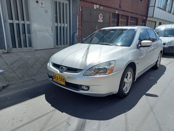 Honda Accord 2004 2.4 Ex