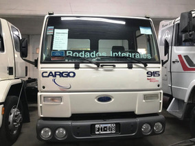 Ford Cargo 915 - Chasis Mediano 2006 - Rodados Integrales Sa