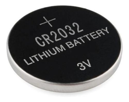 Imagen 1 de 1 de Pack X 5 Pila Bateria Cr2032 Lithium Litio 3v