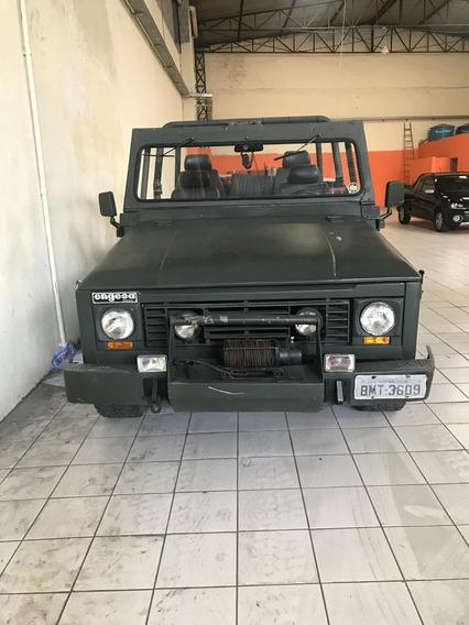 Jeep Engesa Motor F250 Diesel Ano 1981