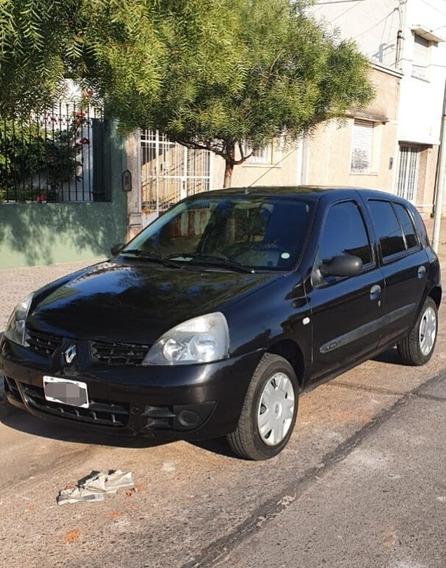 Renault Clio 2011 5 Puertas Negro