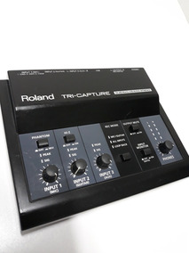 Interface Roland Tri-capture