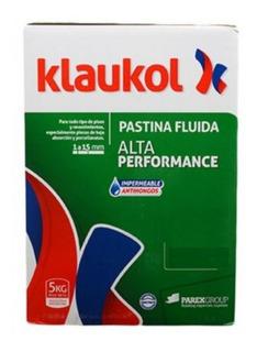 Pastina Klaukol Porcellanato Alta Performance 5 Kg Arena