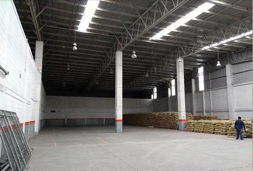 Imagen 1 de 6 de Renta De Nave Industrial En San Mateo Atenco, Toluca