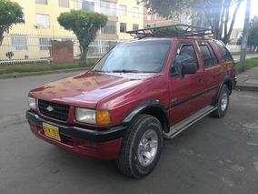 Chevrolet Rodeo Mt2600cc Rojo Perlecente Aa 4x4