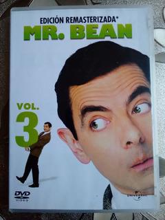 Dvd Mr Bean Vol 3 Programa De Tv (1993)