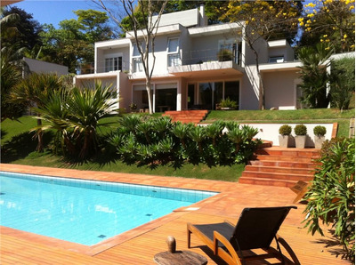 Casa Com 3 Dormitórios À Venda, 700 M² Por R$ 2.800.000 - Granja Viana - Cotia/sp - Ca8162