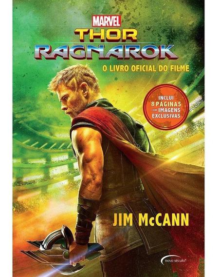 Thor Ragnarok - O Livro Oficial Do Filme