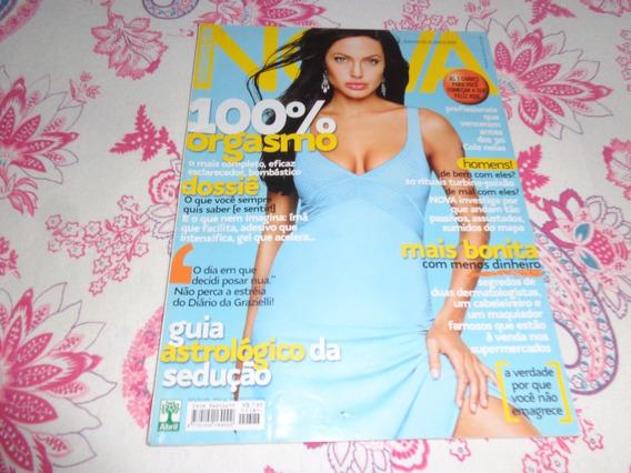 Revista Nova Angelina Jolie