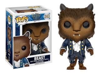 Funko Pop - La Bella Y La Bestia - Beast (243)