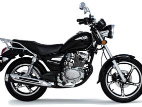 Dafra Horizon 150 - Suzuki - Chopper Road Freios Cbs