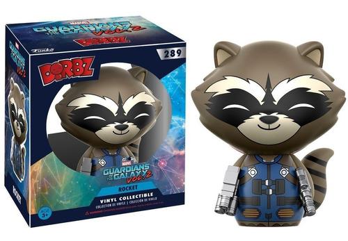 Funko Pop - Dorbz- Rocket - Groot - Guardianes De La Galaxia