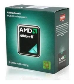 Proc. Amd Athlon Ii X2 250 3.0ghz - + Pasta + 4gb Ddr2 1x4gb