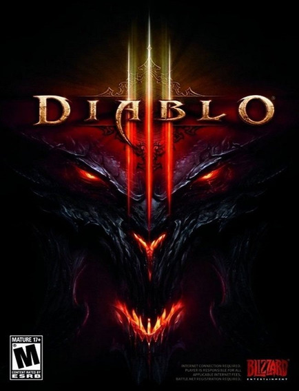 Diablo 3 Pc - 100% Original Battle.net Key (envio Rápido)