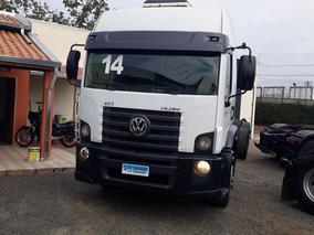 Volkswagen Vw 24280 6x2 Truck Chassi 2014 = 24250 Man