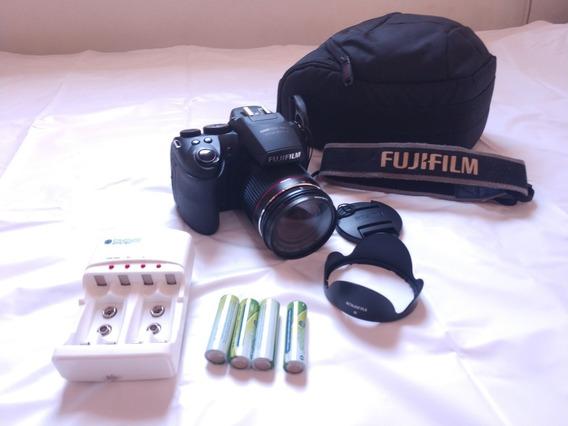 Câmera Semi-profissional Fujifilm Finepix