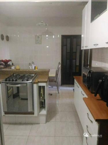 Imagem 1 de 13 de Sobrado - Centro Sbc - So0273