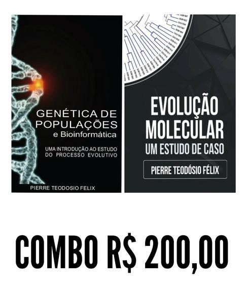 Evolução Molecular & Genética De Populações (combo Promoção)