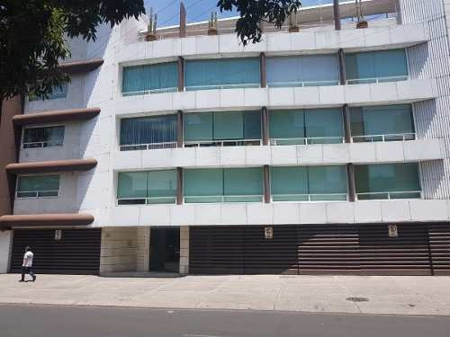Acogedor Departamento De 2 Recamaras Ubicado En El Corazón De Polanco