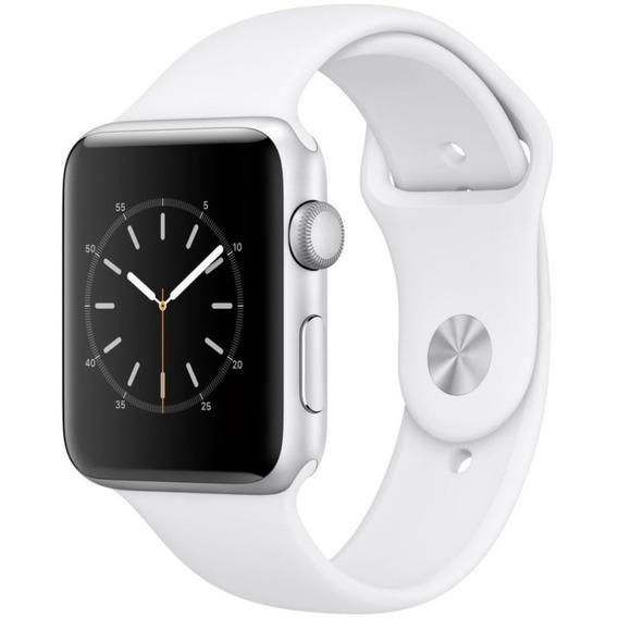 Apple Watch Series 2 Caixa Alumínio 42mm Pulseira Esportiva