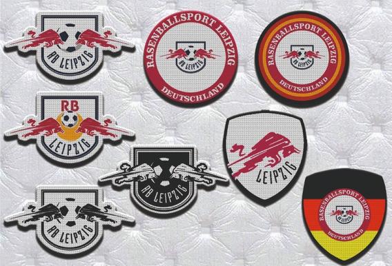 Parche Termoadhesivo Escudo Red Bull Leipzig Alemania Mercado Libre