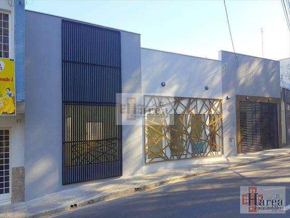 Casa Comercial: Centro - Sorocaba - V12188