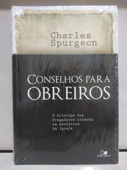 Livro Conselho Para Obreiros Charles Spurgeon