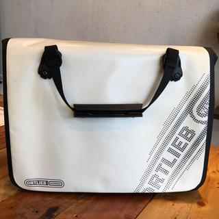 Alforja Ortlieb Office Bag Ql3.1 Blanco 21l Tiendabici