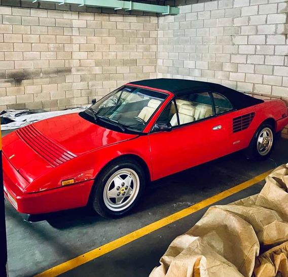 Ferrari Mondial V8 Cabriolet Mondial