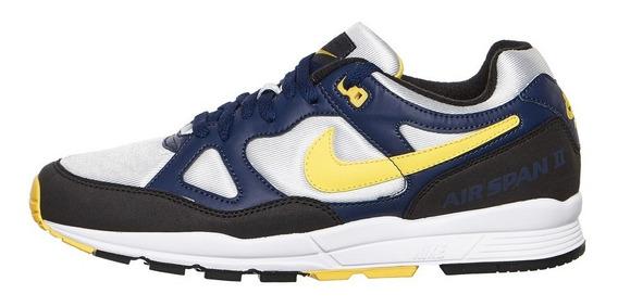 Nike Air Span Ii Max Retro 1 Casual 90 Moda Jordan Hombre 97