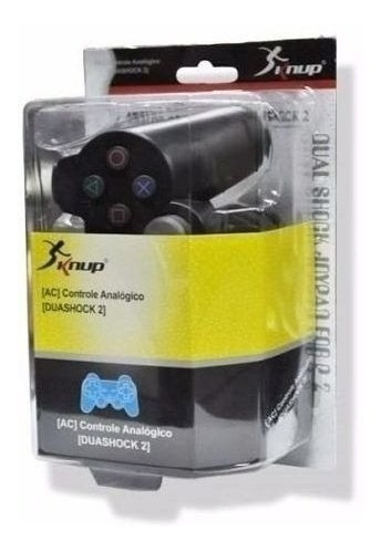 Controle Para Playstation 2 Knup