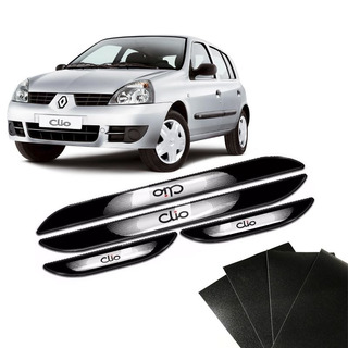 Kit Soleira Da Porta Clio Com Black Over Resinado