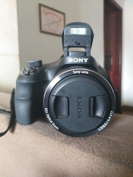 Câmera Sony Cyber-shot Dsc-h400