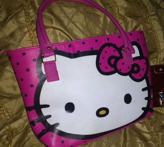 Hello Kitty Bolsa Grande Rosa. 14 De Febrero