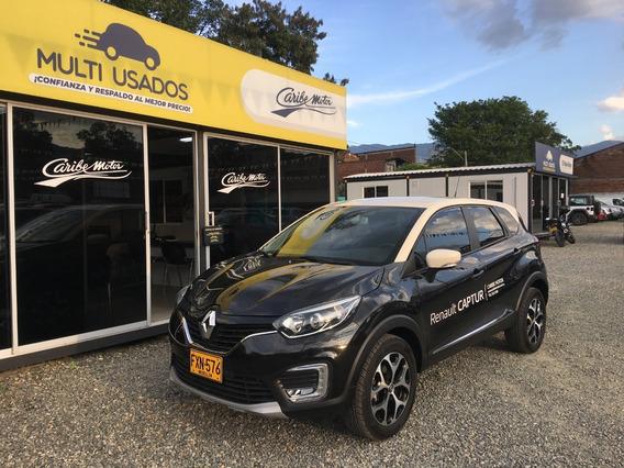 Renault Captur Intens Aut 2.0 Fxn576 Negro 2018
