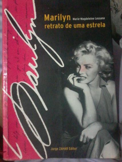 Marilyn Retrato De Uma Estrela