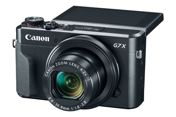 Canon Powershot G7x Mark Ll Wi-fi ***nova Na Caixa***