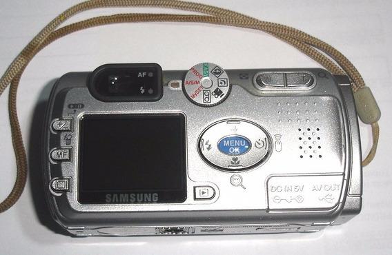 Câmera Samsung V4000 Para Retirada De Peças