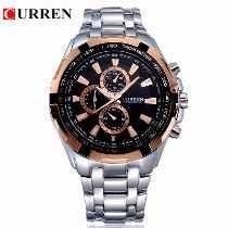 Curren Relógio Militar 8023