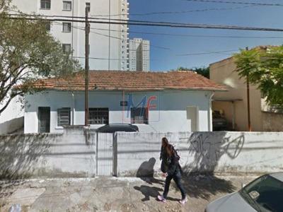 Ref 627 - Terreno Vila Prudente, C/ Casa Antiga , Proximo Ao Metro ( 900 M) - 627