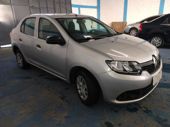 Renault Logan 1.0 12v Authentique Sce 4p 2019 Entrada 7.000,