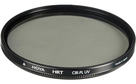 Filtro Polarizador Circular Slim 62mm Hoya