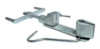 Máquina Fusimec De Cintar Poste Galvanizada P/ Fita Aço Inox