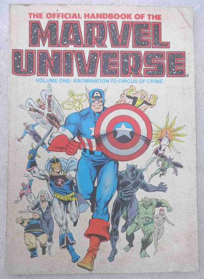 Marvel Fanfarre Volume One - Abomination To Circus Of Crime