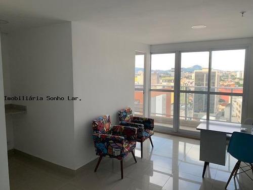 Sala Comercial Para Locação Em Osasco, Centro, 1 Banheiro - 5078_2-1154969
